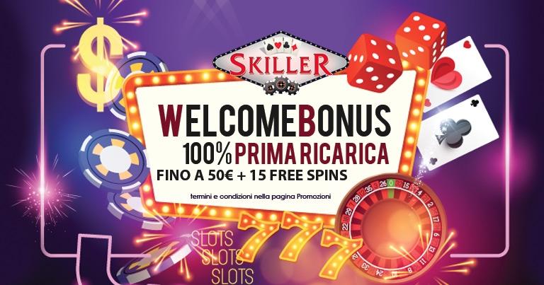 Skiller Bonus Casino